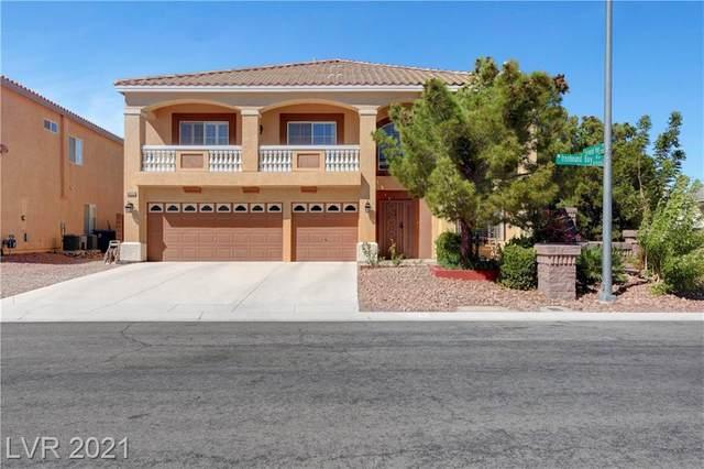 6522 Ironbound Bay Avenue, Las Vegas, NV 89139 (MLS #2332532) :: Keller Williams Realty