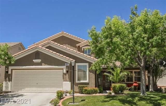 4017 Laurel Flat Court, Las Vegas, NV 89129 (MLS #2332541) :: Keller Williams Realty