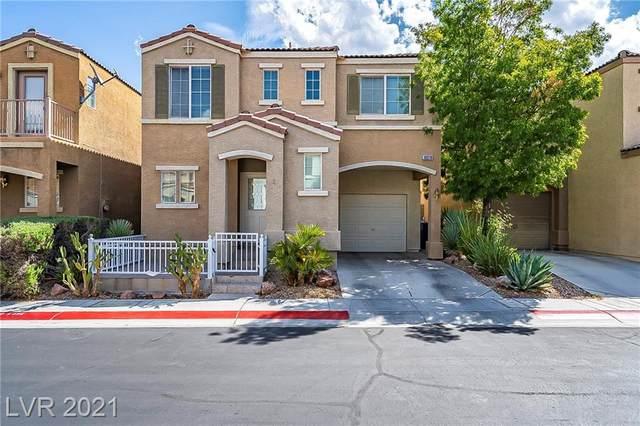 10370 Mint Leaves Street, Las Vegas, NV 89183 (MLS #2332543) :: Vestuto Realty Group
