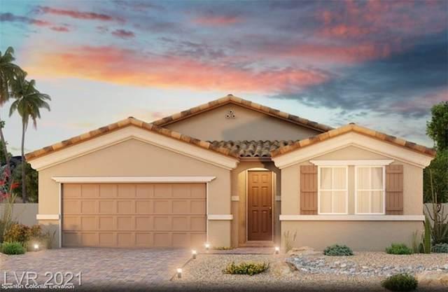 935 Atkins Lane Lot 22, Mesquite, NV 89027 (MLS #2332549) :: Hebert Group | eXp Realty