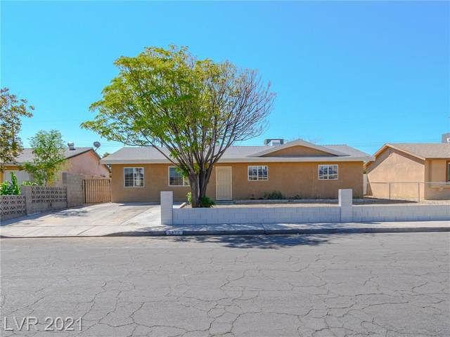 2316 Willoughby Avenue, Las Vegas, NV 89101 (MLS #2332554) :: Lindstrom Radcliffe Group