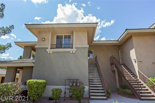 1009 Domnus Lane #202, Las Vegas, NV 89144 (MLS #2332558) :: The Melvin Team