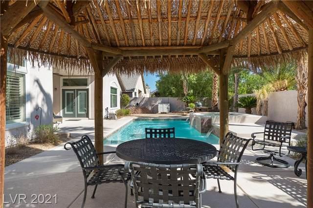 6032 Cottontail Cove Street, Las Vegas, NV 89130 (MLS #2332564) :: Hebert Group | eXp Realty