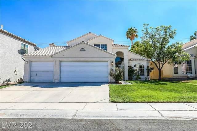 1531 Camarillo Drive, North Las Vegas, NV 89031 (MLS #2332580) :: Hebert Group   eXp Realty