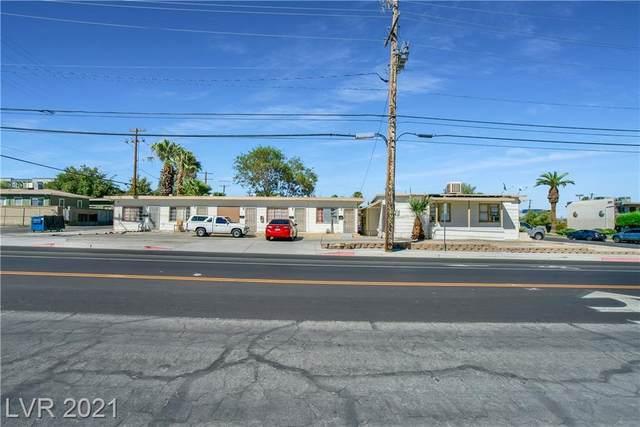1011 Bridger Avenue, Las Vegas, NV 89101 (MLS #2332583) :: Lindstrom Radcliffe Group