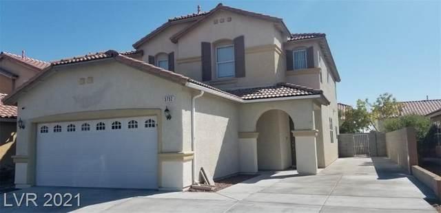 3732 Dustin Lee Street, Las Vegas, NV 89129 (MLS #2332591) :: Lindstrom Radcliffe Group