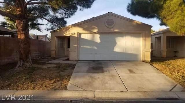 2220 Walnut Hill Avenue, Las Vegas, NV 89106 (MLS #2332594) :: Lindstrom Radcliffe Group