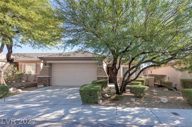 3720 Fading Sun Street, Las Vegas, NV 89135 (MLS #2332609) :: The Perna Group