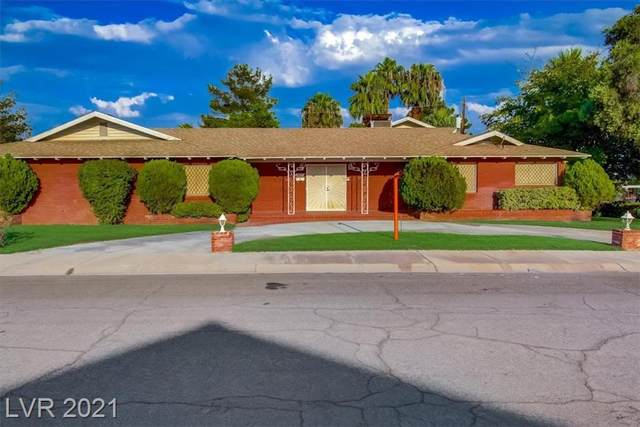 1605 Concordia Place, Las Vegas, NV 89104 (MLS #2332610) :: Vestuto Realty Group