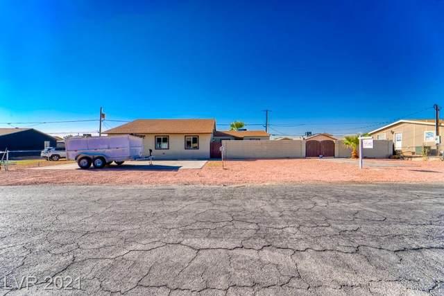4763 Patterson Avenue, Las Vegas, NV 89104 (MLS #2332621) :: Lindstrom Radcliffe Group