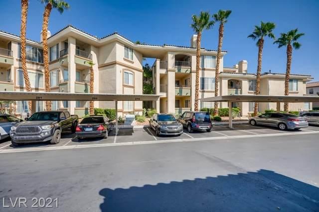 7135 S Durango Drive #315, Las Vegas, NV 89113 (MLS #2332631) :: Lindstrom Radcliffe Group