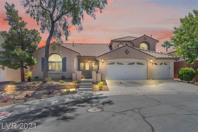 11101 Pine Greens Court, Las Vegas, NV 89144 (MLS #2332646) :: Hebert Group | eXp Realty