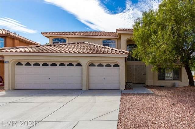 9027 Gray Bluff Drive, Las Vegas, NV 89129 (MLS #2332652) :: Hebert Group | eXp Realty
