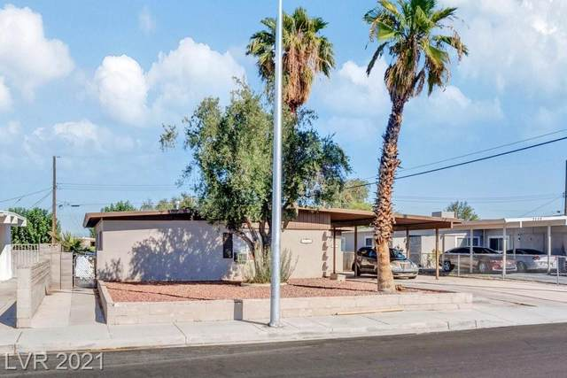 2205 Maroney Avenue, Las Vegas, NV 89104 (MLS #2332654) :: 775 REALTY