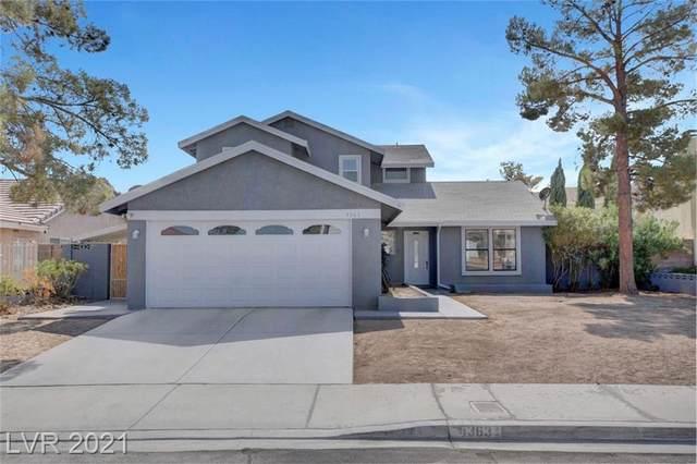 4363 Honeycomb Drive, Las Vegas, NV 89147 (MLS #2332657) :: Lindstrom Radcliffe Group