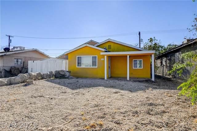2517 Magnet Street, North Las Vegas, NV 89030 (MLS #2332672) :: Keller Williams Realty