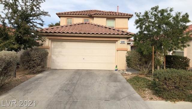 3418 Palio Avenue, Las Vegas, NV 89141 (MLS #2332689) :: The Chris Binney Group | eXp Realty