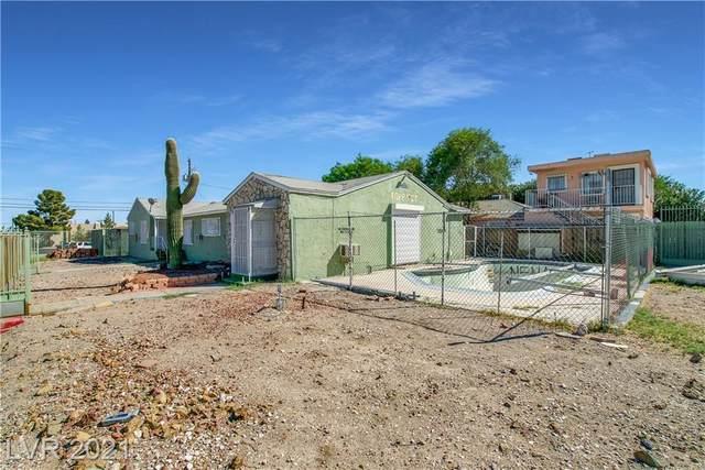 401 S 11th Street, Las Vegas, NV 89155 (MLS #2332696) :: 775 REALTY