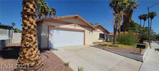 3768 Lorraine Lane, Las Vegas, NV 89120 (MLS #2332703) :: DT Real Estate