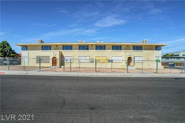 1001 Lewis Avenue, Las Vegas, NV 89101 (MLS #2332715) :: 775 REALTY
