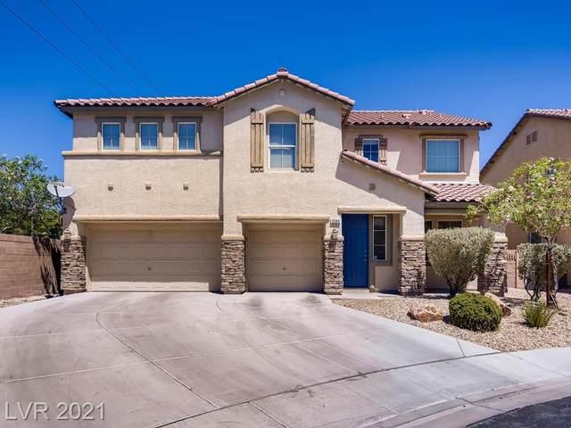 3504 Kagan Court, North Las Vegas, NV 89081 (MLS #2332719) :: Hebert Group   eXp Realty