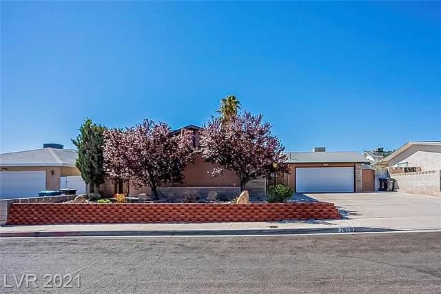 7609 Pheasant Lane, Las Vegas, NV 89145 (MLS #2332732) :: Signature Real Estate Group