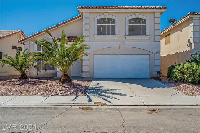 1367 Balsam Mist Avenue, Las Vegas, NV 89183 (MLS #2332738) :: Vestuto Realty Group
