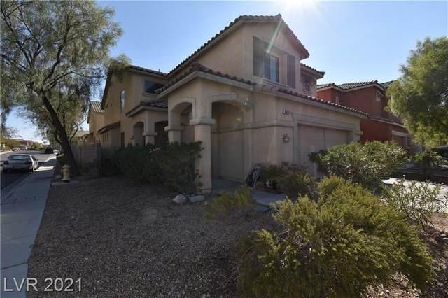 8025 Villa Avada Court, Las Vegas, NV 89113 (MLS #2332739) :: Hebert Group | eXp Realty