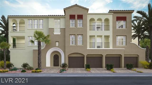 2555 Hampton Road #2207, Henderson, NV 89052 (MLS #2332742) :: Keller Williams Realty