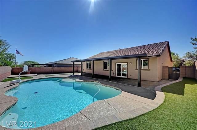 10318 Artful Stone Avenue, Las Vegas, NV 89149 (MLS #2332746) :: Signature Real Estate Group