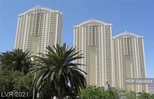 125 E Harmon Avenue 2814&2816, Las Vegas, NV 89109 (MLS #2332761) :: Jeffrey Sabel