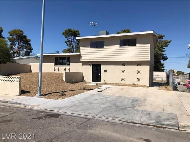 4934 Lana Drive, Las Vegas, NV 89121 (MLS #2332792) :: Keller Williams Realty