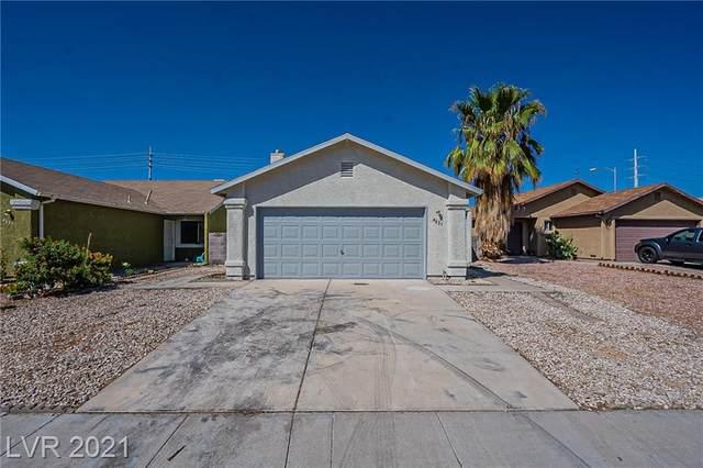 4631 Bumblebee Circle, Las Vegas, NV 89122 (MLS #2332800) :: Hebert Group   eXp Realty