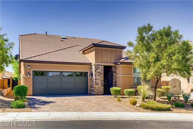 2625 Romanesque Queen Street, Henderson, NV 89044 (MLS #2332802) :: Team Michele Dugan
