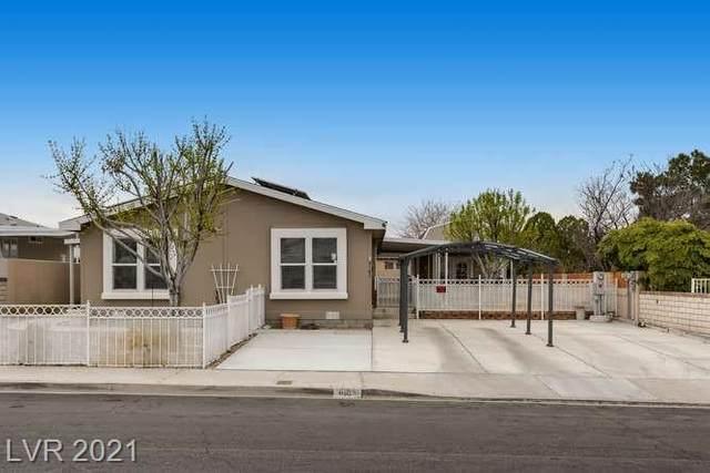 6185 Casa Loma Avenue, Las Vegas, NV 89156 (MLS #2332806) :: Hebert Group | eXp Realty