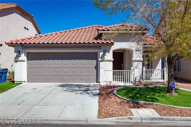 110 Bella Milano Avenue, Las Vegas, NV 89183 (MLS #2332817) :: Hebert Group | eXp Realty