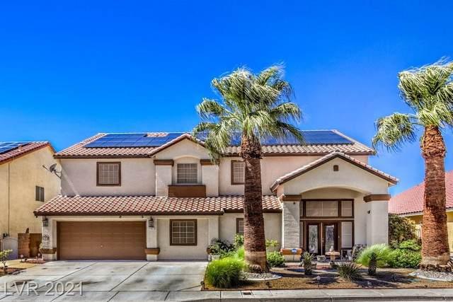 1421 Honey Lake Street, Las Vegas, NV 89110 (MLS #2332818) :: Lindstrom Radcliffe Group