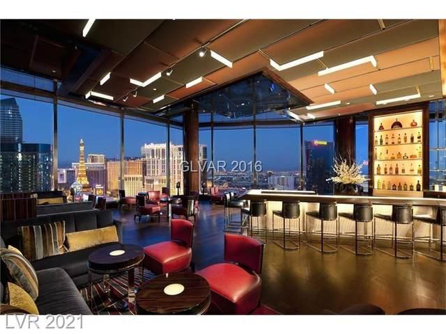 3750 Las Vegas Boulevard #2402, Las Vegas, NV 89158 (MLS #2332819) :: Hebert Group | eXp Realty