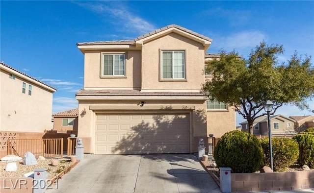 4020 Joyous Street, North Las Vegas, NV 89032 (MLS #2332828) :: Lindstrom Radcliffe Group
