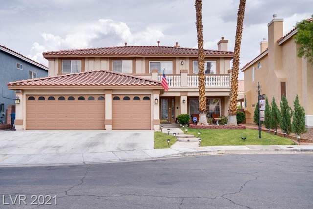8086 Avalon Island Street, Las Vegas, NV 89139 (MLS #2332830) :: Jack Greenberg Group
