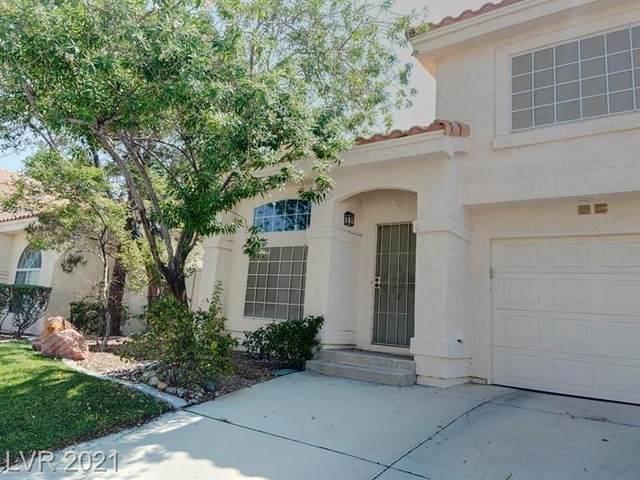 7967 W Rochelle Avenue, Las Vegas, NV 89147 (MLS #2332835) :: The Perna Group