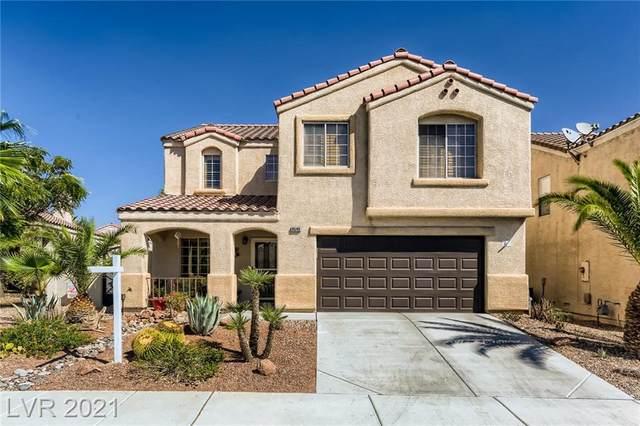 8540 Hidden Pines Avenue, Las Vegas, NV 89143 (MLS #2332836) :: Lindstrom Radcliffe Group