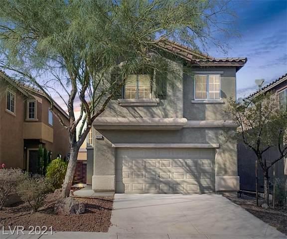 3832 Hollycroft Drive, North Las Vegas, NV 89081 (MLS #2332837) :: Alexander-Branson Team | Realty One Group
