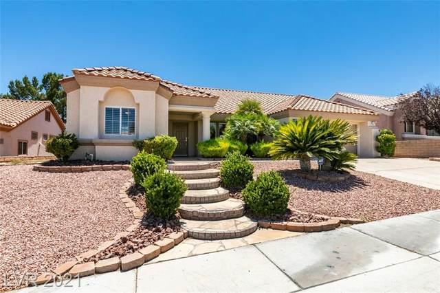 10013 Heyfield Drive, Las Vegas, NV 89134 (MLS #2332857) :: Galindo Group Real Estate