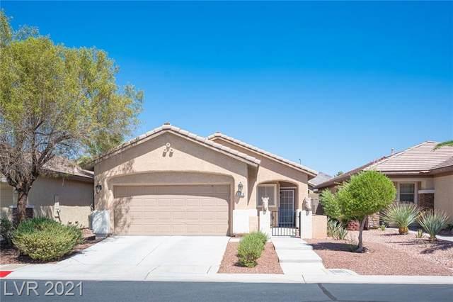 5974 Saddle Horse Avenue, Las Vegas, NV 89122 (MLS #2332858) :: Hebert Group   eXp Realty