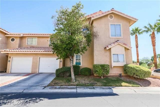 3482 Straight Arrow Drive, Las Vegas, NV 89117 (MLS #2332883) :: Hebert Group   eXp Realty