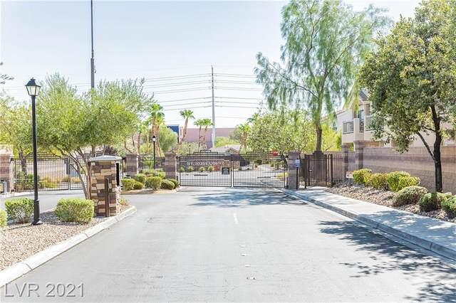10111 Aspen Rose Street #101, Las Vegas, NV 89183 (MLS #2332890) :: Lindstrom Radcliffe Group