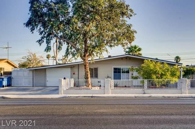 4209 W Oakey Boulevard, Las Vegas, NV 89102 (MLS #2332906) :: The Perna Group