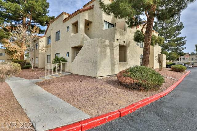 2983 Juniper Hills Boulevard #104, Las Vegas, NV 89142 (MLS #2332908) :: The TR Team