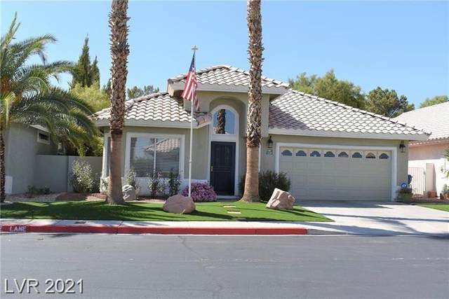 118 Eagleview Court, Henderson, NV 89074 (MLS #2332909) :: Hebert Group | eXp Realty